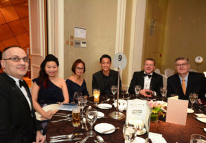 Philippines Association of Hong Kong Annual Ball sponsor